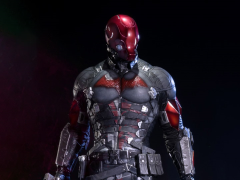 Batman: Arkham Knight Museum Masterline Red Hood 1/3 Scale Statue