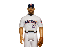 MLB Baseball Superstars ReAction Jose Altuve (Houston Astros) Figure