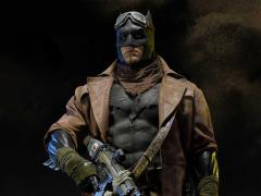 Batman v Superman Museum Masterline Knightmare Batman 1/2 Scale Statue