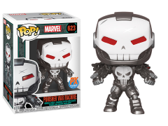 Pop! Marvel: Punisher War Machine PX Previews Exclusive