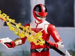 Power Rangers Time Force Lightning Collection Red Ranger