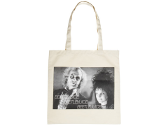 Beetlejuice Canvas Tote