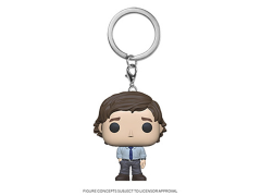 Pocket Pop! Keychain: The Office - Jim Halpert
