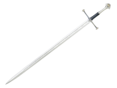 The Lord of the Rings Anduril Sword of King Elessar Replica