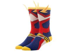 My Hero Academia Toshinori Yagi Cosplay Crew Socks