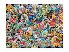 Disney Vintage Buttons 750-Piece Puzzle