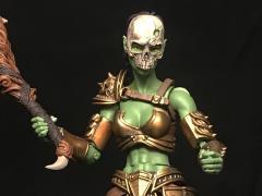 Vitruvian H.A.C.K.S. Female Orc Conqueror