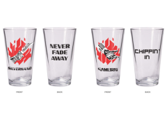 Cyberpunk 2077 Johnny Silverhand Pint Glass Set