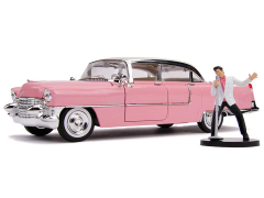 Elvis Presley Hollywood Rides 1955 Cadillac Fleetwood 1/24 Scale Vehicle