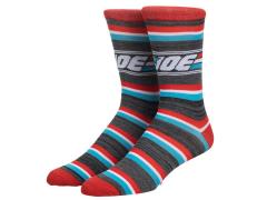 G.I. Joe Stripe Crew Socks
