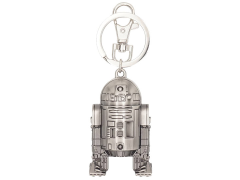 Star Wars R2-D2 Pewter Keychain