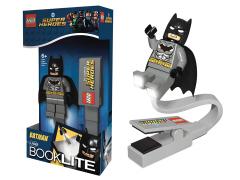 DC Heroes Lego Batman USB Book Light