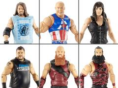 WWE Elite Collection Series 66 Set of 6 Figures