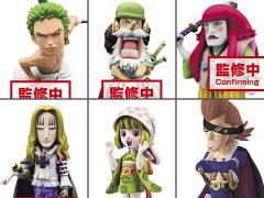 One Piece World Collectable Figure Wano Country Vol.4 Box of 6 Figures