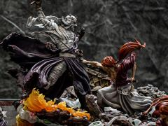 Rurouni Kenshin Elite Exclusive Kenshin VS Shishio (25th Anniversary) Limited Edition 1/6 Scale Statue