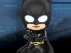The Dark Knight Trilogy Cosbaby Batman with Sticky Bomb Gun