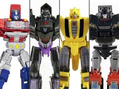 Transformers Thrilling 30 Deluxe Wave 5 Set of 4 Figures
