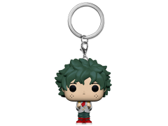 Pocket Pop! Keychain: My Hero Academia - Deku (School Uniform)