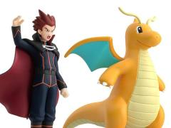 Pokemon Scale World Lance & Dragonite Two-Pack