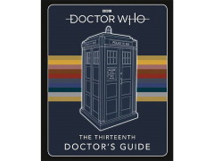 Doctor Who The Thirteenth Doctor's Guide Handbook