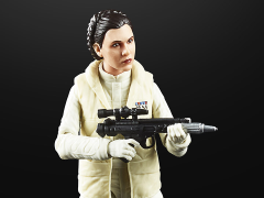 "Star Wars 40th Anniversary The Black Series 6"" Princess Leia (Empire Strikes Back)"