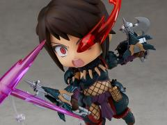 Monster Hunter Nendoroid No.1284-DX Hunter (Female Nargacuga Alpha Armor Ver.)