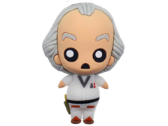 Back to the Future Pokis Doc Brown