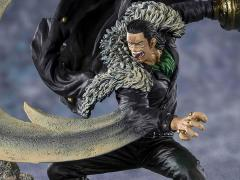 One Piece FiguartsZERO Extra Battle Sir Crocodile (Paramount War)