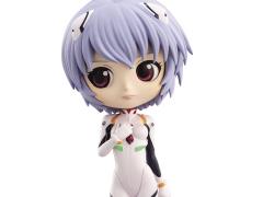 Rebuild of Evangelion Q Posket Rei Ayanami (Ver.B) Plugsuit Style