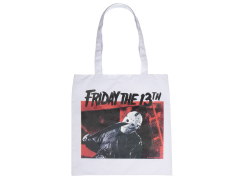 Friday the 13th Canvas Tote