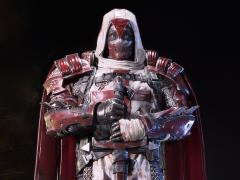 Batman: Arkham Knight Museum Masterline Azrael 1/3 Scale Statue