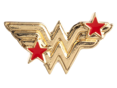 DC Comics Wonder Woman Star Pin