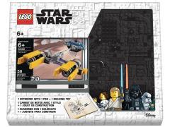 Star Wars Lego Podracer Notebook and Pen Recruit Bag