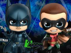 Batman Forever Cosbaby Batman & Robin Two-Pack