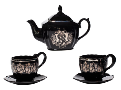 Harry Potter Dark Arts Tea Set