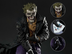 DC Comics Museum Masterline The Joker (Design Concept by Lee Bermejo) Deluxe 1/3 Scale Statue