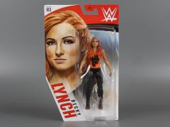 WWE Basic Series 103 Becky Lynch Figure (Chase)