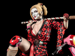 DC Premium Collectibles Samurai Series Harley Quinn 1/4 Scale Limited Edition Statue