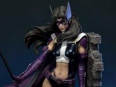 Batman: Hush Museum Masterline Huntress (Sculpted Cape) 1/3 Scale Statue
