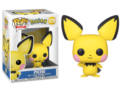 Pop! Games: Pokemon - Pichu