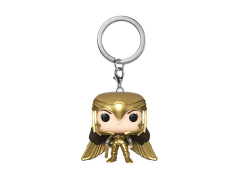 Pocket Pop! Keychain: Wonder Woman 1984 - Wonder Woman (Golden Armor)