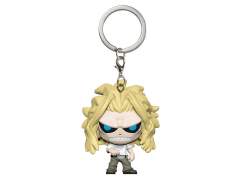Pocket Pop! Keychain: My Hero Academia - All Might (Weakened)