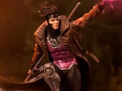 X-Men Battle Diorama Series Gambit 1/10 Art Scale Limited Edition Statue