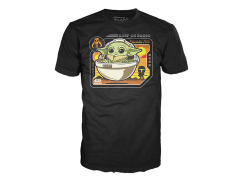 Funko Tee! Star Wars: The Mandalorian - The Child Baby on Board