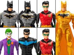 """DC Comics 4"""" Batman Set of 7 Figures"""