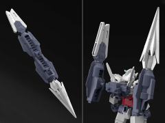 Gundam HGBD:R 1/144 Protagonist's New Weapons (Tentative) Accessory Set