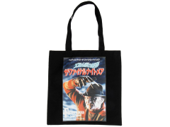 A Nightmare on Elm Street Poster Canvas Tote