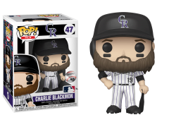 Pop! MLB: Rockies - Charlie Blackmon