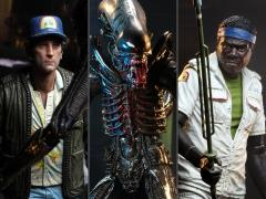 Alien 40th Anniversary Series 15 Set of 3 Figures