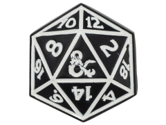 Dungeons & Dragons Dice Pin